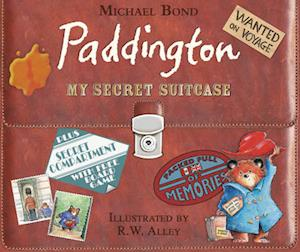 Bog, hardback Paddington - My Secret Suitcase af Michael Bond