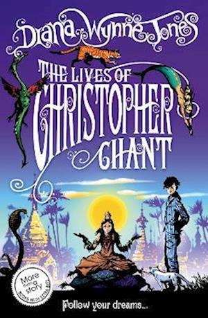 Bog paperback The Lives of Christopher Chant af Diana Wynne Jones