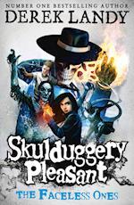 The Faceless Ones (Skulduggery Pleasant, nr. 3)