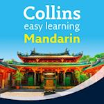 Easy Learning Mandarin Chinese Audio Course (Collins Easy Learning Audio Course)