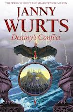 Destiny's Conflict: Book Two of Sword of the Canon (Wars of Light and Shadow, nr. 10)