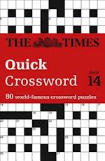 The Times Quick Crossword Book 14 af The Times Mind Games