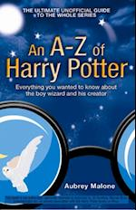 A-Z of Harry Potter af Aubrey Malone