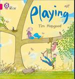 Playing af Tim Hopgood
