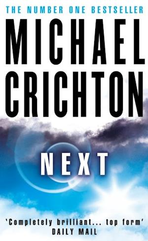 Next af Michael Crichton
