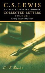 Collected Letters Volume One: Family Letters 1905-1931