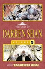Trials of Death (The Saga of Darren Shan, nr. 5)