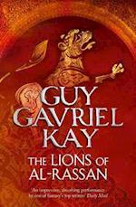 The Lions of Al-Rassan af Guy Gavriel Kay
