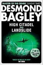 High Citadel / Landslide af Desmond Bagley