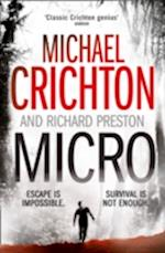 Micro af Richard Preston, Michael Crichton