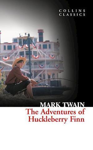 Bog, paperback The Adventures Of Huckleberry Finn af Mark Twain