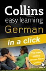 German in a Click Online af Rosi McNab