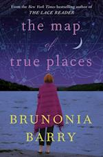 Map of True Places af Brunonia Barry