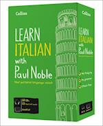 Collins Italian with Paul Noble af Paul Noble