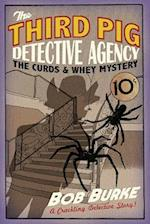 Curds and Whey Mystery (Third Pig Detective Agency, Book 3)