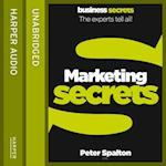 Marketing (Collins Business Secrets) (Collins Business Secrets)