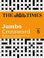 Times 2 Jumbo Crossword Book 5 af The Times Mind Games
