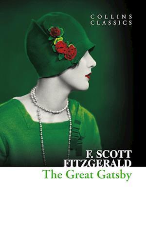 Bog paperback The Great Gatsby af F Scott Fitzgerald