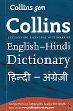Collins Gem English-Hindi/Hindi-English Dictionary (Collins Gem)