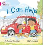 I Can Help af Kate Leake, Anthony Robinson