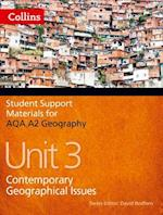 AQA A2 Geography Unit 3 af Paula Howell Evans, David Redfern, Philip Banks
