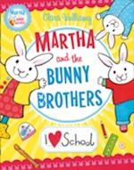 Martha and the Bunnies - I Heart School af Clara Vulliamy