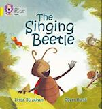 The Singing Beetle af Oliver Hurst, Linda Strachan