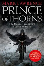 Prince of Thorns af Mark Lawrence