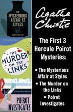 Hercule Poirot 3-Book Collection 1: The Mysterious Affair at Styles, The Murder on the Links, Poirot Investigates