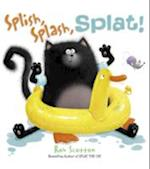 SPLISH, SPLASH, SPLAT (Splat the Cat)