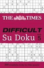 The Times Difficult Su Doku Book 5