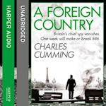 Foreign Country (Thomas Kell Spy Thriller)