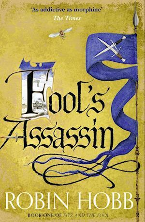 Bog, paperback Fool's Assassin af Robin Hobb