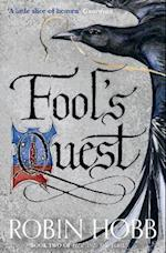 Fool's Quest (Fitz and the Fool, nr. 2)