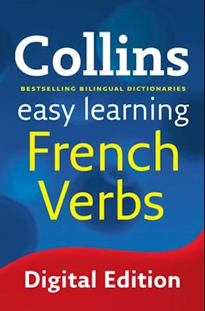 Easy Learning French Verbs (Collins Easy Learning French) af Collins