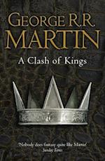 A Clash of Kings (Reissue) (A Song of Ice and Fire, nr. 2)