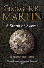 A Storm of Swords: Part 2 Blood and Gold (Reissue) (A Song of Ice and Fire, nr. 3)