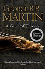 A Game of Thrones (Reissue) (A Song of Ice and Fire, nr. 1)