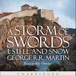 Storm of Swords: Steel and Snow (A Song of Ice and Fire, Book 3)