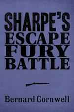 Sharpe 3-Book Collection 4