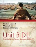 Student Support Materials for History af Angela Leonard, Adam Bloomfield, Alan White