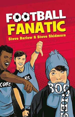 Bog paperback Football Fanatic af Steve Skidmore