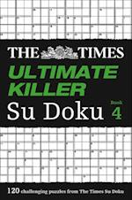 The Times Ultimate Killer Su Doku Book 4 af The Times Mind Games
