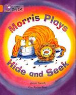 Morris Plays Hide and Seek Workbook