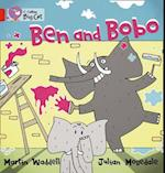 Ben and Bobo Workbook (Collins Big Cat)