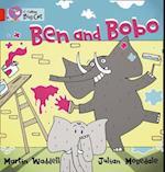 Ben and Bobo (Collins Big Cat)