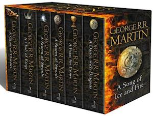 Bog, paperback A Song of Ice and Fire af George R R Martin
