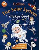 Collins Solar System Sticker Book (Collins Sticker Books)