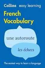 Easy Learning French Vocabulary (Collins First, nr. 02)