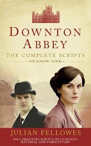Bog paperback Downton Abbey: Series 1 Scripts (Official) af Julian Fellowes